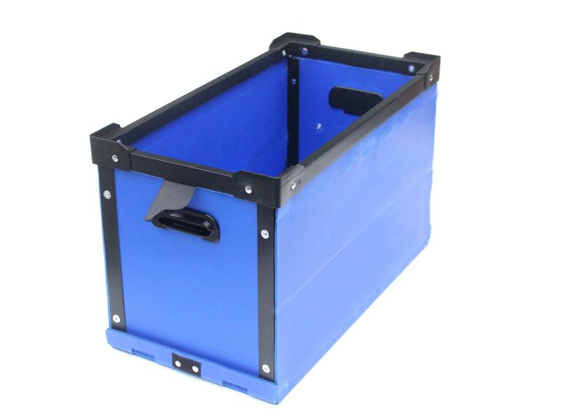 中空板折叠周转箱