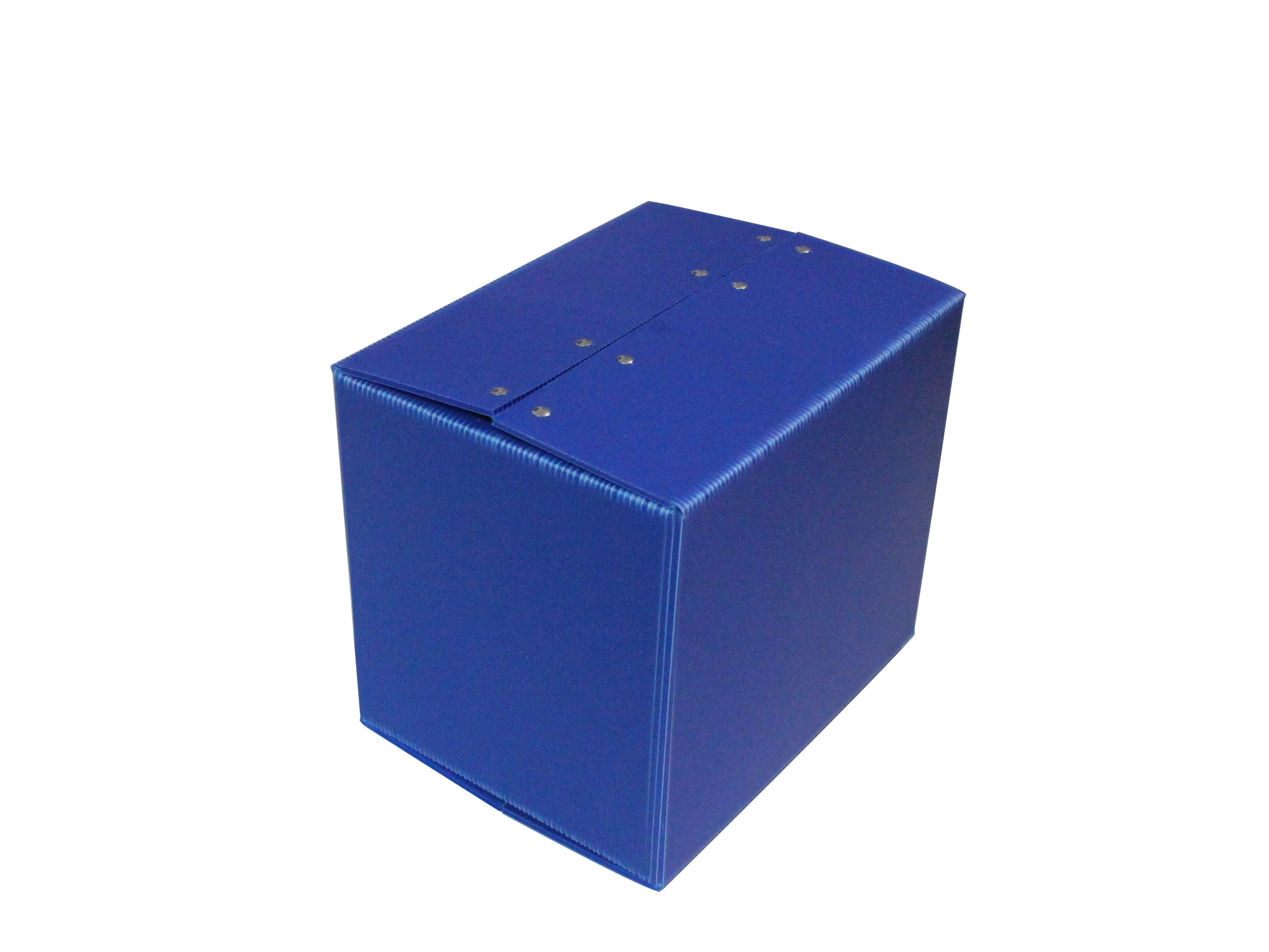中空板周转箱 中空板包装箱 快递物流箱